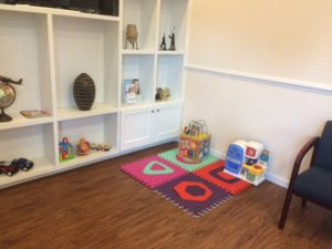 Space in Borkan family Dentist Raleigh NC